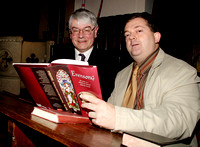 Evensong Book Launch