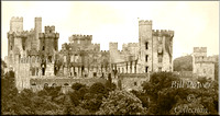Mitchelstown Castle, burned August 1922