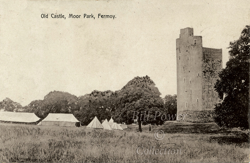 Moorepark Castle, Army Tents