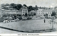 New Square, 1970s